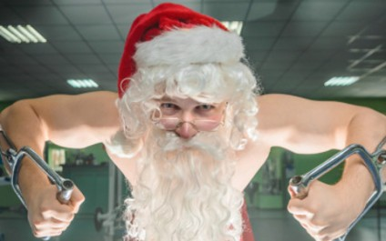 Festive fitness for the holidays!