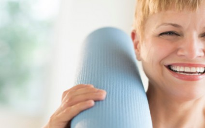 Ease the menopause with exercise!