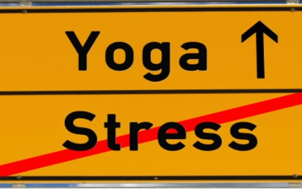 Yoga stress busters!