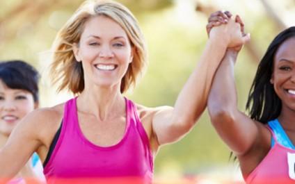 Female athletes who endure: Part 2!