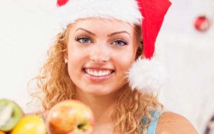 Women's weight-gain festive woes!